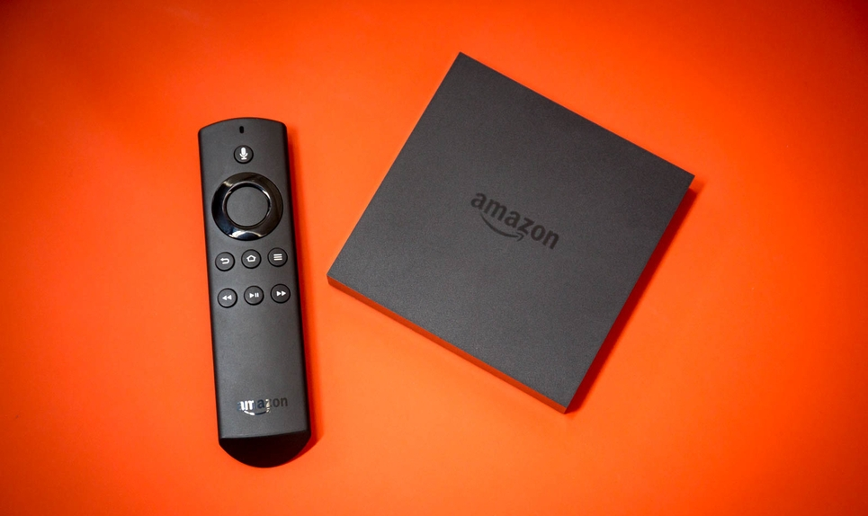 Amazon TV player