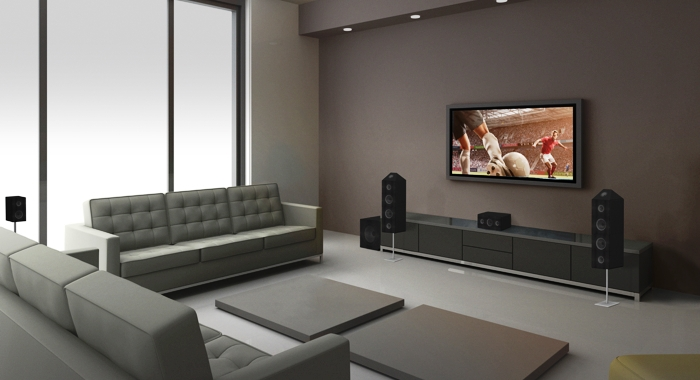 Correct Speaker Placement The Key Consideration For Home Theater