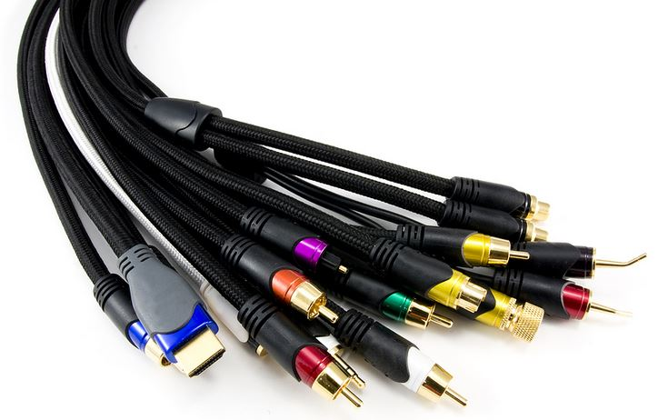 audio video cables for home theater