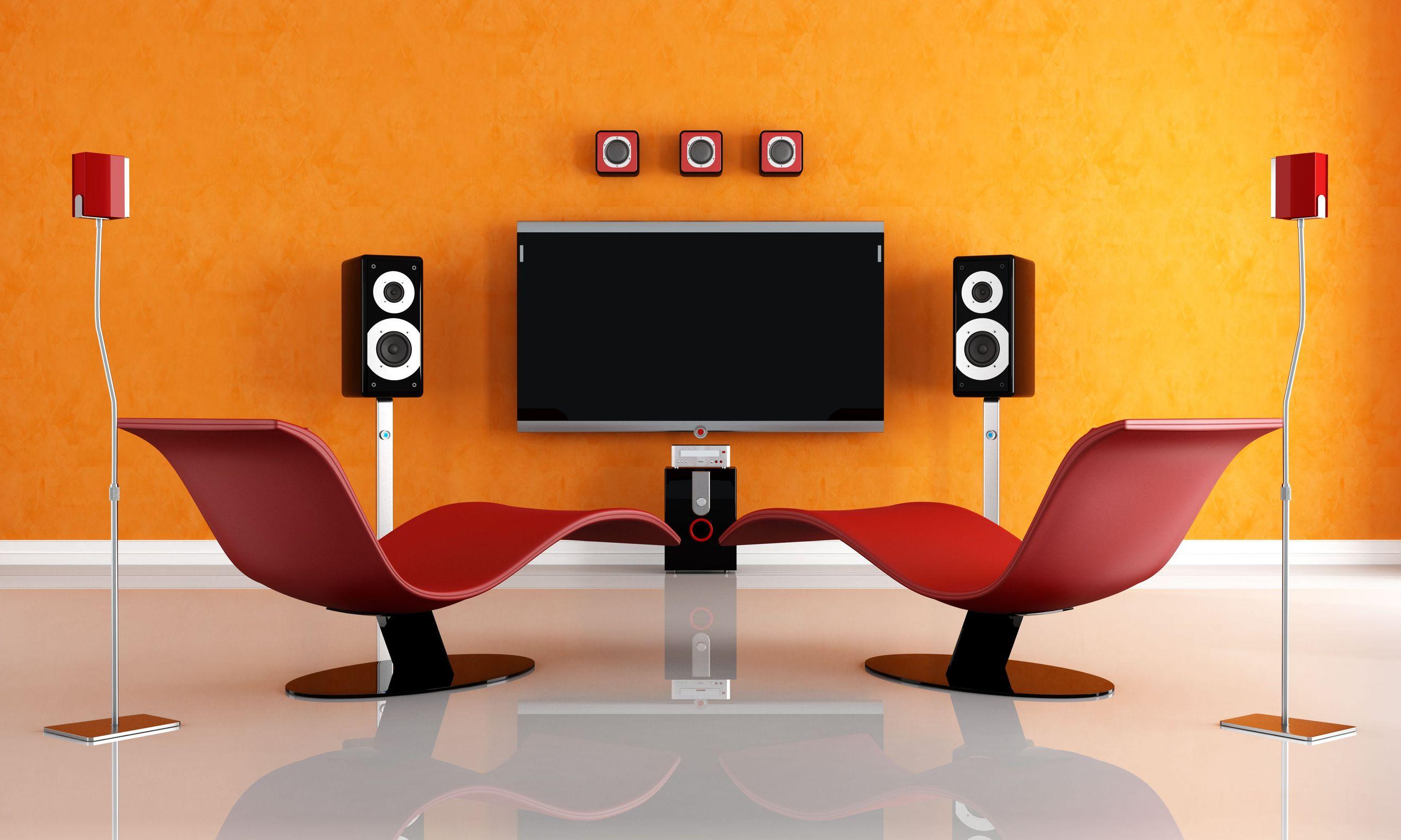 Ideal Speaker Locations For 7.1 Audio