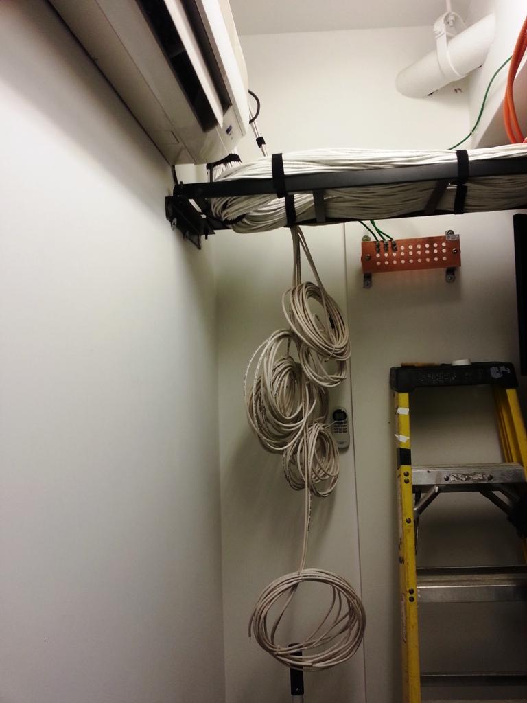 Installing Wires