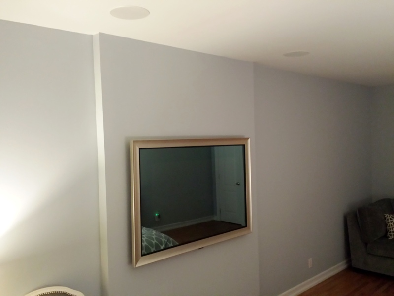 Mirror Tv Seura Supplied And Installed