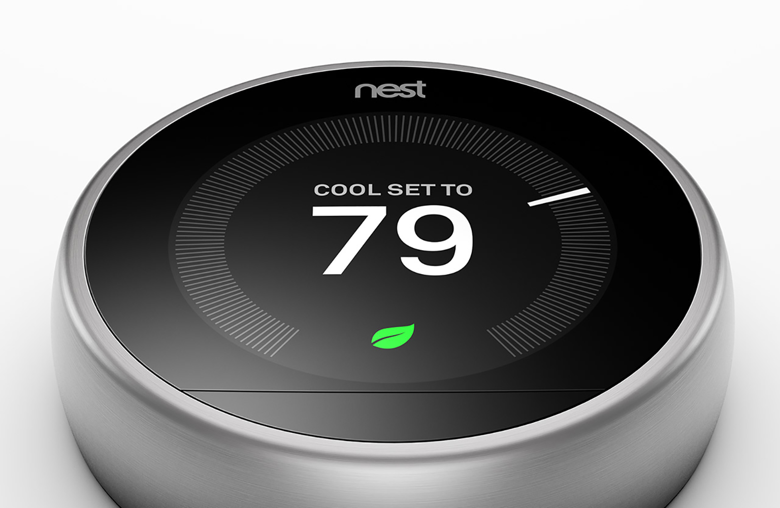 Home Automation musthave - Nest Learning Thermostat