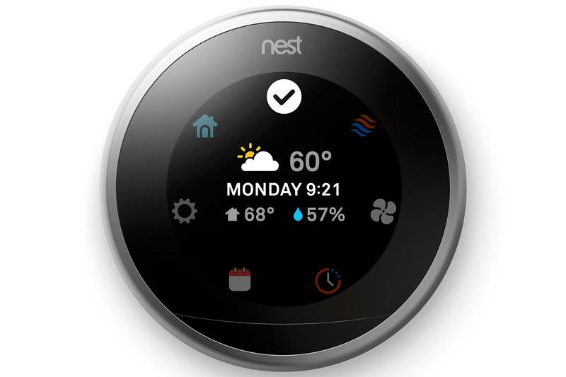Nest Third Gen Thermostat