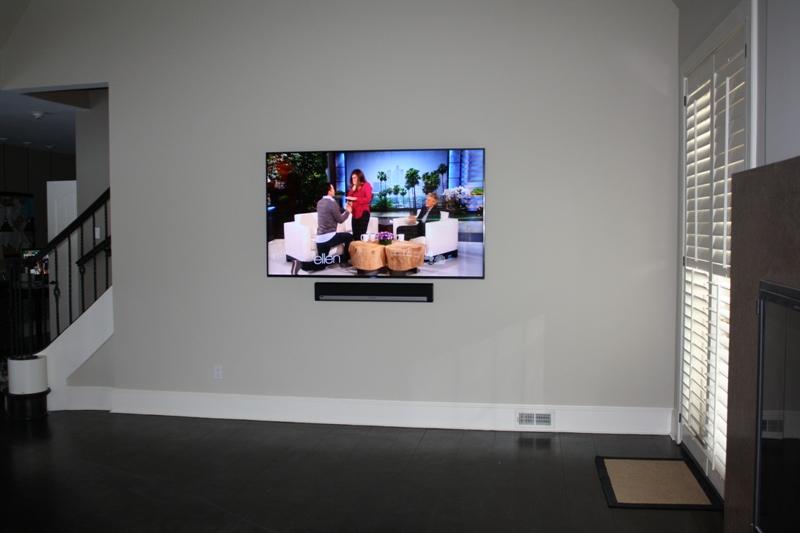 peerless Ultra Slim 75 TV Wall Mount.JPG