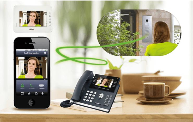 remote intercom