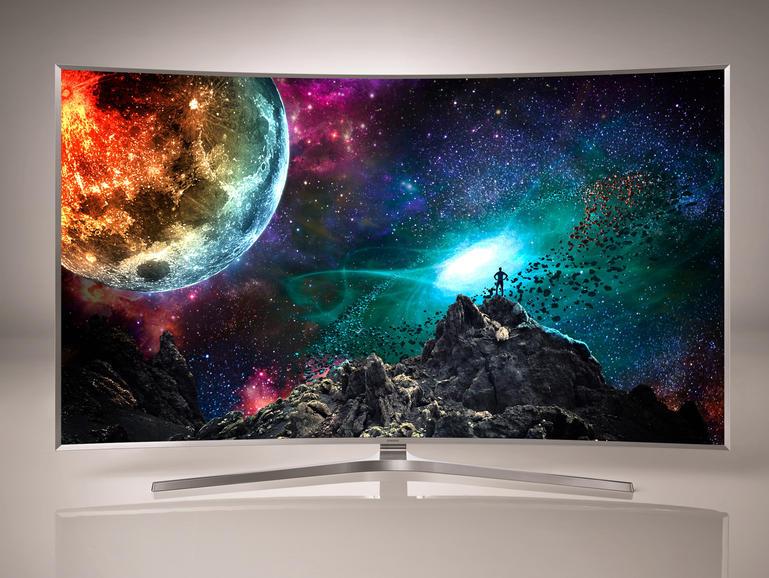 Samsung UN65JS9500 HD TV