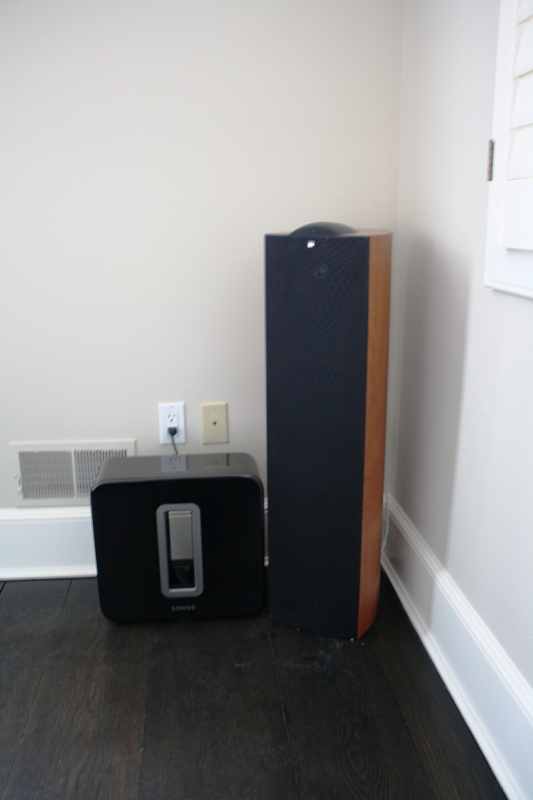 sound system project in Tribeca1.JPG