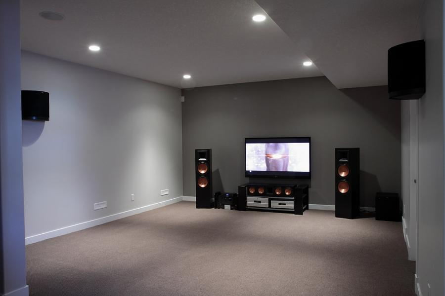 Correct Speaker Placement The Key Consideration For Home