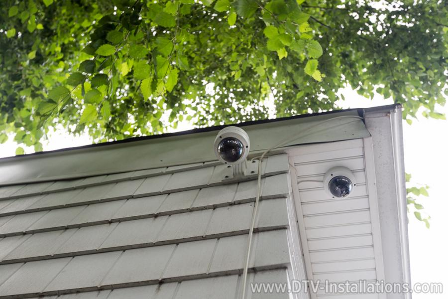 hikvision 3mm dome ip camera