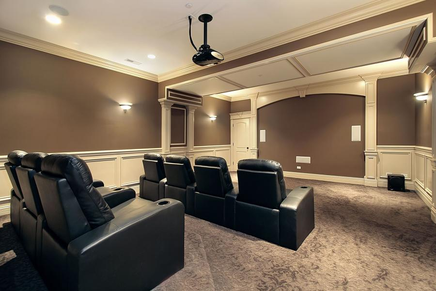 Home theater to watch 3d movies