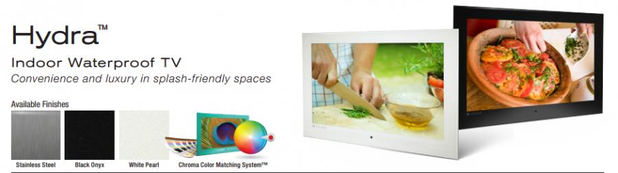 hydra indoor waterproof tv options