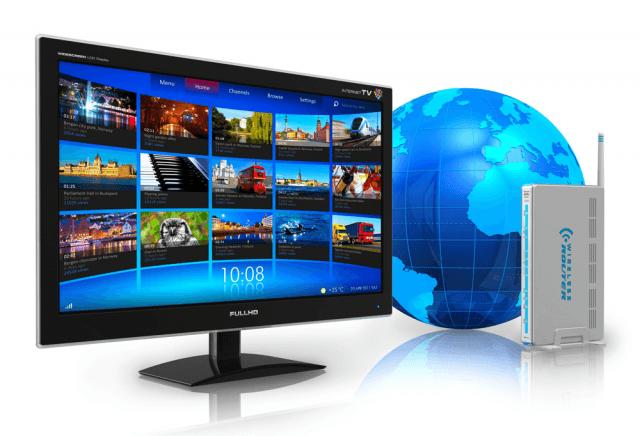 Internet Streaming TV