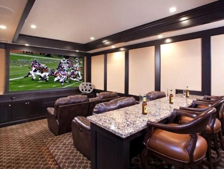 What Rooms Are The Best Fit For Motorized Shades DTV Installations Classy Living Room Shades Remodelling