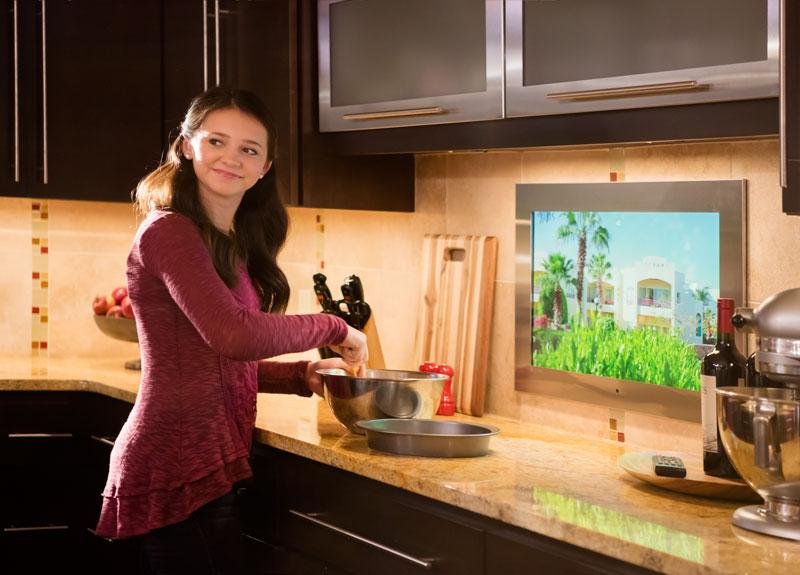 Seura IWT-kitchen-tv-waterproof