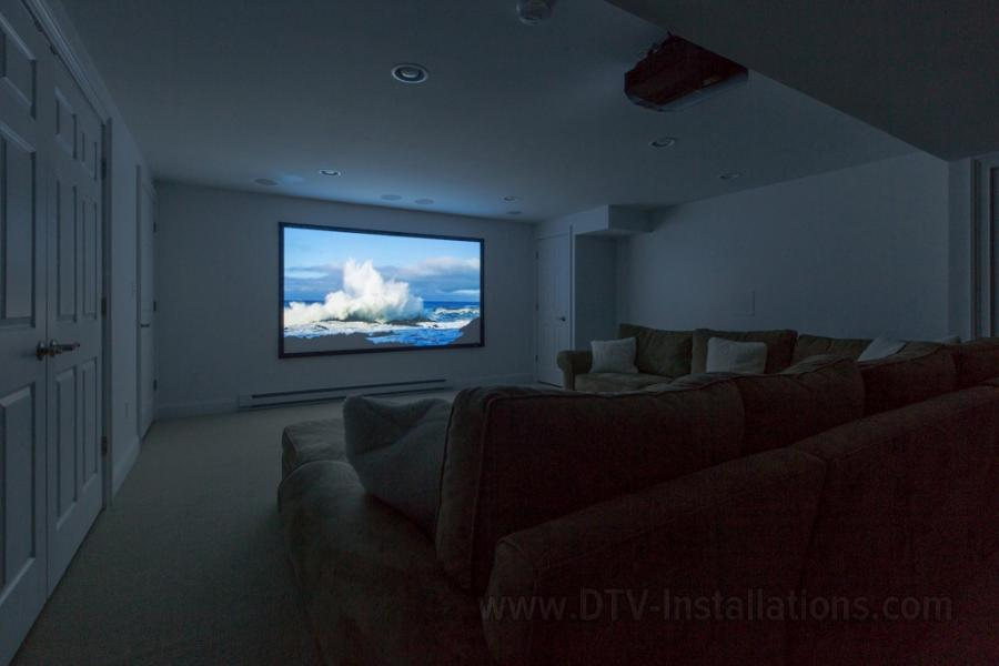 Ultimate Home Theater  Darien, CT