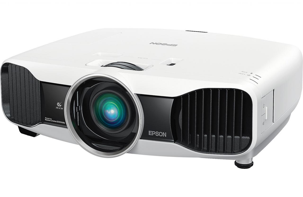 Epson Projector Screen : Is a home theater projector system better than large
