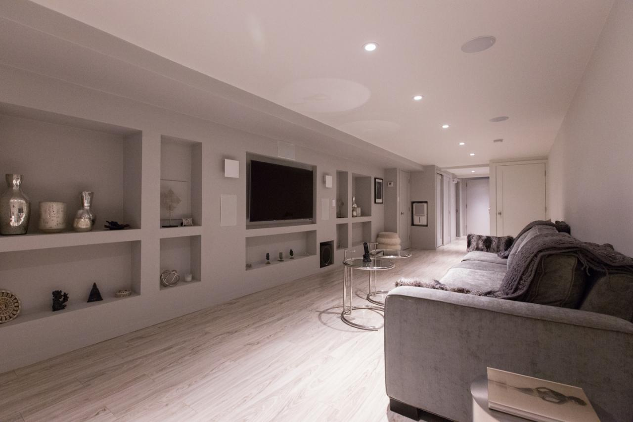 Smart Home Theater System Manhattan Ny Dtv Installations