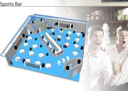 Audio installations for bars in new york and new jersey