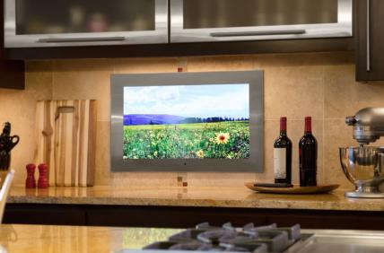 seura-kitchen-stainlesssteel tv waterproof