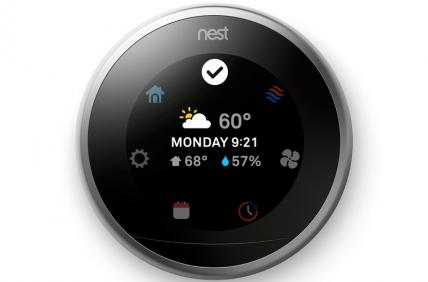 Nest Third Gen Thermostat