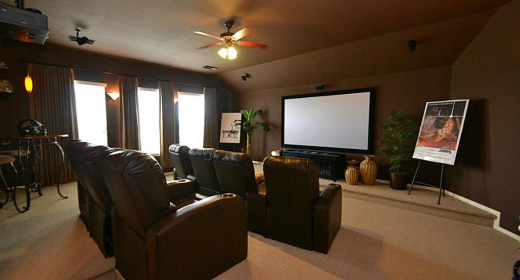 You Got the Home Theater, Now Get Rid of the Glare!