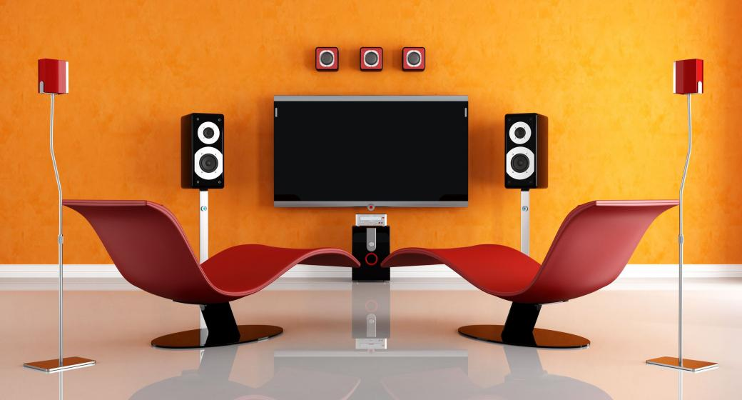 For Theater-Quality Audio, You Have To Position Your Speakers Properly