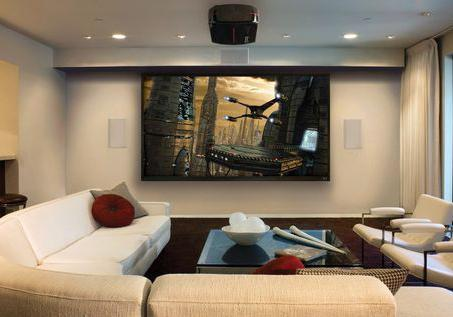 Top Hi-Fi 5.1 Home Theater System with Monitor Audio In-Wall Speakers