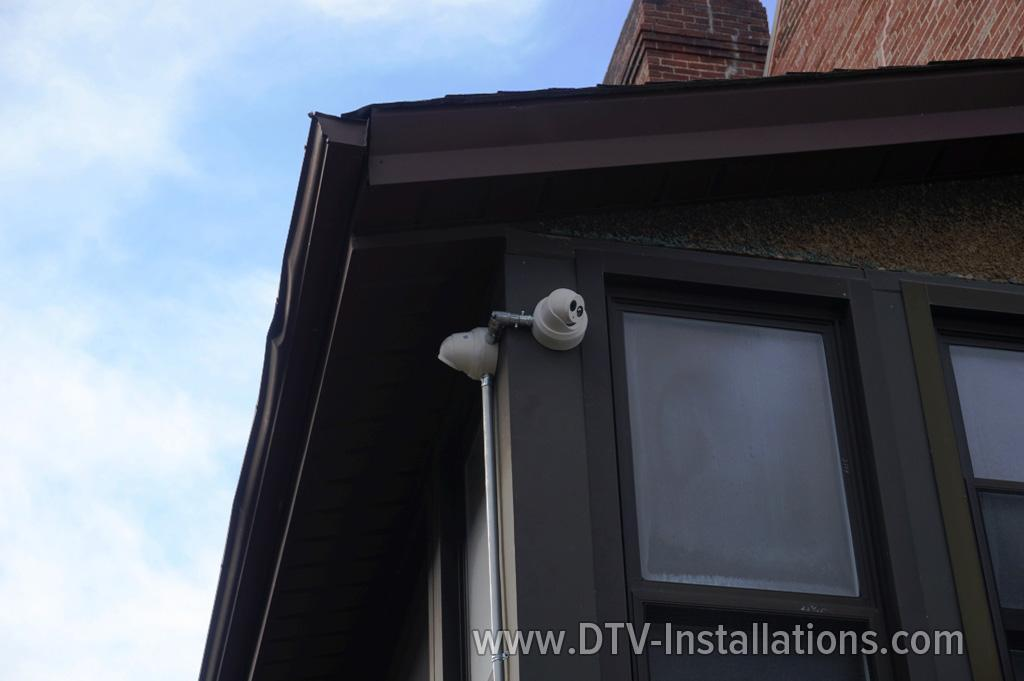 3-megapixel HD IP surveillance cameras with night vision capability Brooklyn, NY