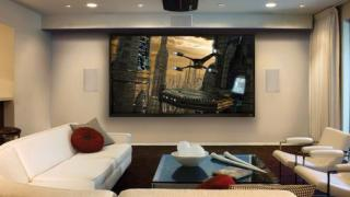 Top Hi-Fi 5.1 home theater with inwall speakers MAIN PHOTO