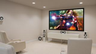 Top Hi-Fi Home Theater System with Monitor Audio SILVER 6 Floorstanding Speakers