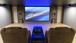 TXH Ultra 2 Home Theater for large dedicated rooms