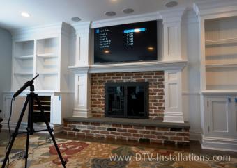 "Professional Sound Calibration for Polk Audio RT-70 3-way ""vanishing"" speakers"