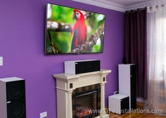 Sony XBR-65C850C UltraHD 4K 3D Smart TV
