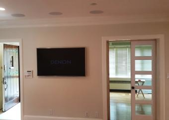 Tv mounting in Queens, NY