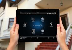 Control4 Intercom integration on the iPad