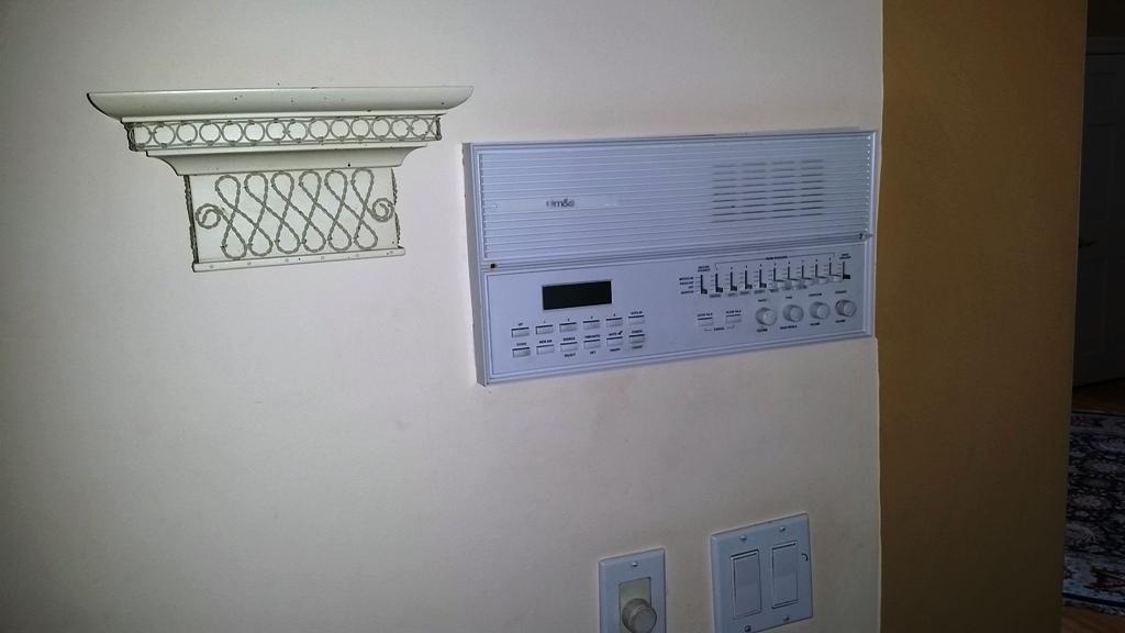 The Older Intercom System