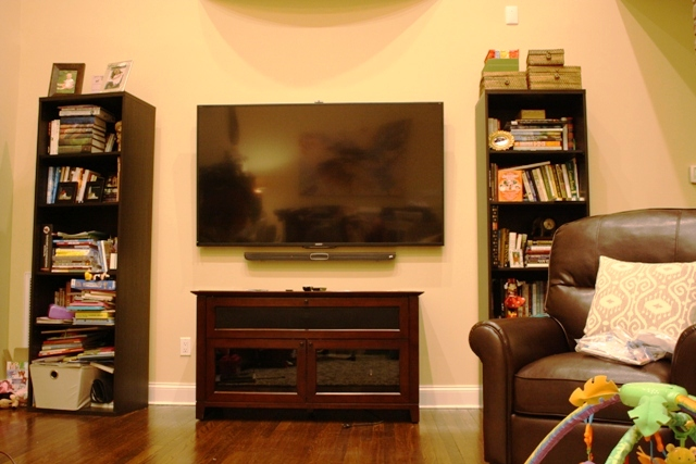 TV Mounted in the bedroom. Great Neck, NY (p1)10.JPG