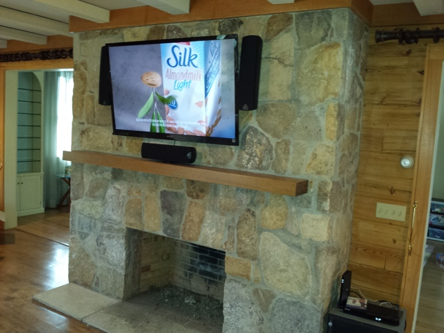 TV Mounting with Speakers. Scarsdale, NY (Westchester)23.jpg