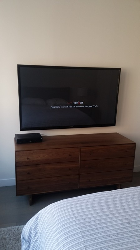 TV Wall Mounting in Manhattan, NY after.jpg