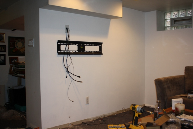 TV Wall Mounting, Sound Bar and IR Extender. Forest Hills, NY2.JPG