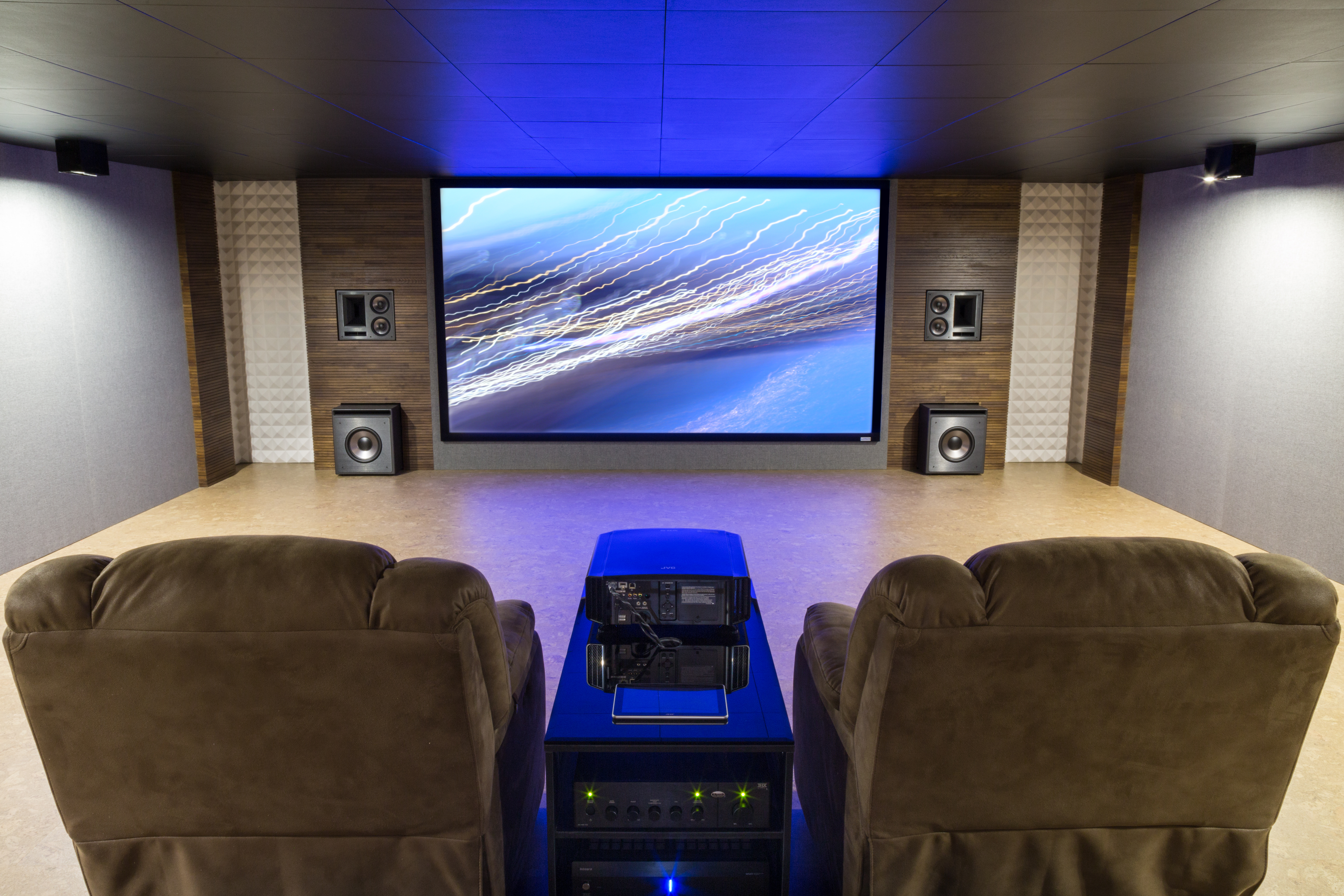 Home Theater Design Installation Services Ny Nj Wiring A Projection Tv Txh Ultra 2 For Large Dedicated Rooms